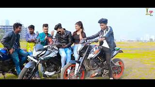 Bike race girls and boys winner of the girls 2020 ka new cover song