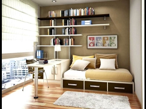 Floating Shelves Ideas For Bedroom - YouTube