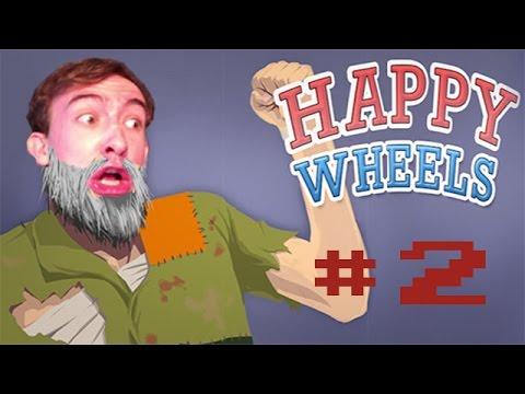 Let 39 s play happy wheels episode 2 beefcake youtube - Let s play happy wheels ...