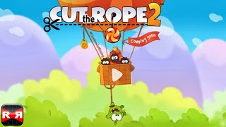 Cut The Rope 2: Om Nom's Adventure - iOS - iPhone/iPad/iPod Touch Gameplay