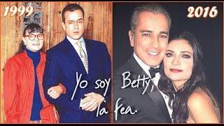 Yo soy Betty, la fea (1999-2016) | Antes y Después
