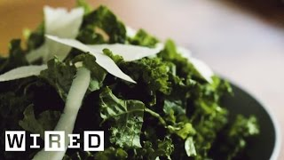 Why Massaging Your Kale Makes It Taste Better
