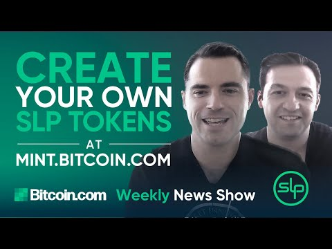 Create your custom SLP Tokens, Thoughts on Kraken and Bitpay, Dubai plans to launch a Crypto Valley