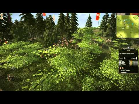 Total War Shogun 2 HD Online Commentary Video 85 Don't Feed the Trolls |