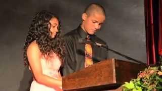 Burlington Central (Grade 8) Valedictorian Speech!