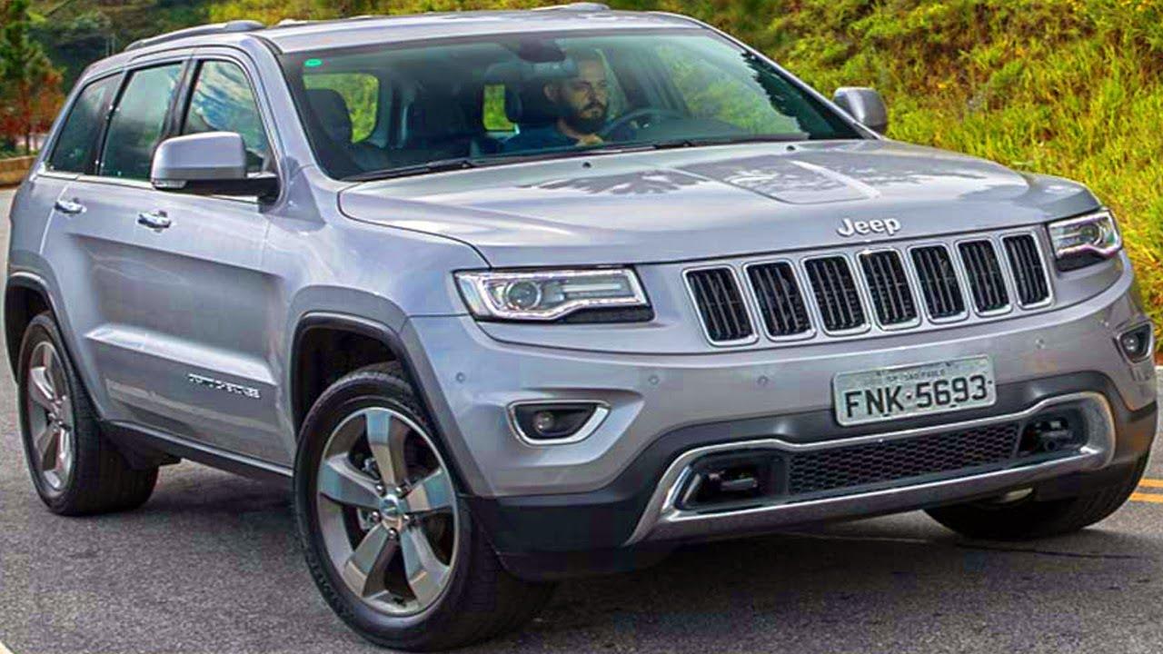 Jeep 4x4 Limited >> R$ 239.900 Jeep Grand Cherokee Limited Diesel 2014 4x4 3.0 V6 Turbo 241 cv 202 kmh 0-100 kmh 8,2 ...