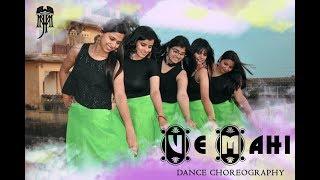 VE MAHI    KESARI    DANCE CHOREOGRAPHY