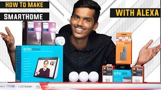 How to make Smarthome with Alexa! Setup & Skill