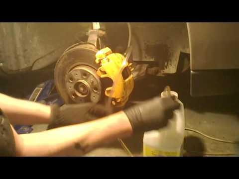 volvo s60 brake fluid flush