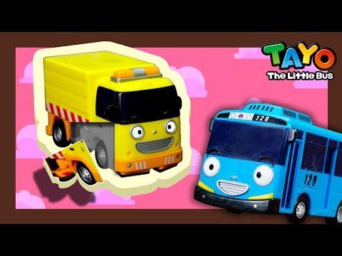 Clean up the street with Rubby l Tayo Mini Game l Tayo the Little Busиз YouTube · Длительность: 30 мин43 с