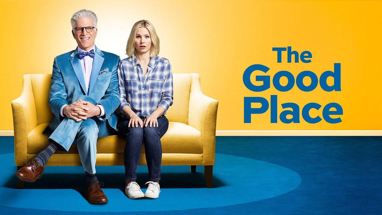 The Good Place Trailer Legendado - YouTube