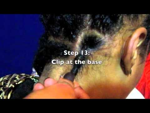 How To Twist Locks