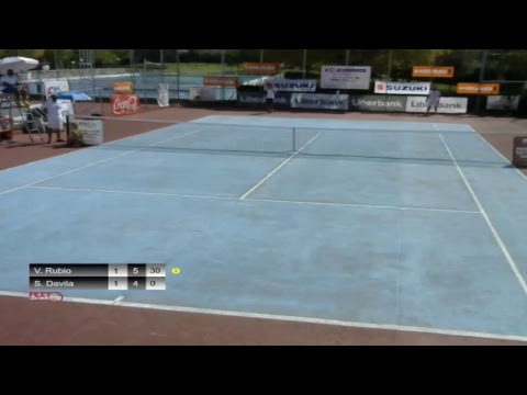 Cto de Extremadura Absolulto Tenis - Final Masculina