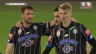 Tipico Bundesliga 2016/17, 32. Runde: SK Sturm Graz - SKN St. Pölten 3:2 (Video-Highlights)
