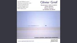 Wiener Konzert, Cinq Lieder Pour Voix Et Piano (1973) ; Wenn Zwei Voneinander Scheiden