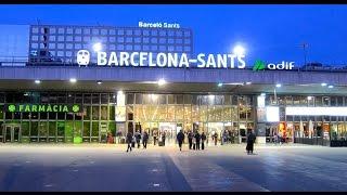 Renfe | R. Express train | Barcelona Sants Barcelona