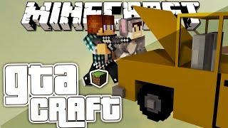 GTACraft - Ataque Nuclear A Prefeitura !! Minecraft Grand Theft Auto