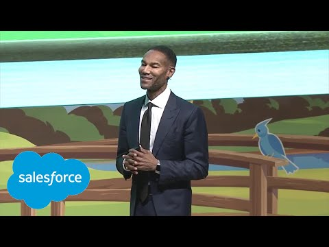 Salesforce World Tour Washington, D.C. Keynote — Ch. 1: Opening and Corporate Overview