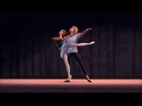 Barbie In The Pink Shoes-Dancing Scene 1(Tara and Dillon's dancing rehersal)