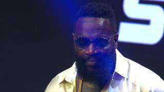 SBL | Rick Ross incredible Performance at #RedSeaFightNight