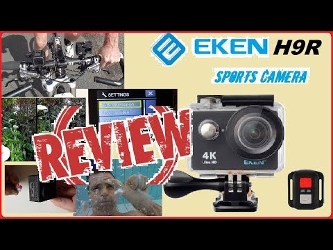 Eken H9R camera review