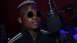 harmonize live Interview At Jembe FM Part 2