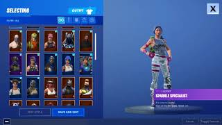 Fortnite Sparkle Specialist Account For Sale
