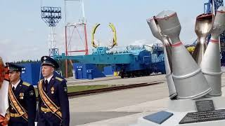 Фото Космодром Плесецк вч14056 Присяга 19.08 2018