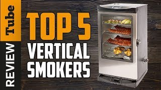 ✅grill smoker: The Best eletric grill smokers 2018 (Buying Guide)