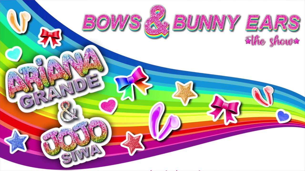 Bows & Bunny Ears - A Tribute to Ariana Grande & JoJo Siwa