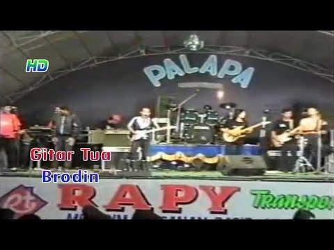 Gitar Tua-Brodin-Om.Palapa Lawas 2001 Kenangan Koplo Classic