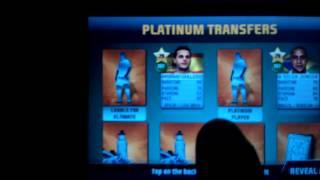 FIFA superstars platinum pack opening [DJOUROU]