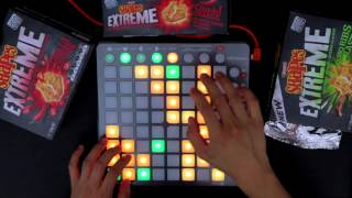 DJ Ravine VS Launchpad VS Beethoven Ft. SHAPES EXTREME