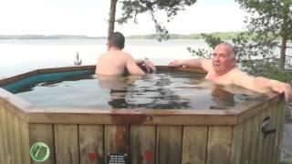 видео Отдых в Финляндии зимой