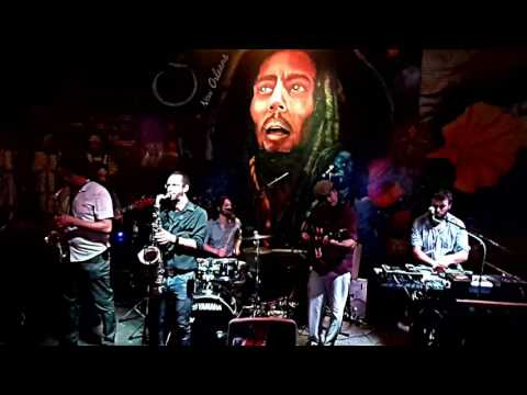 SOUL PROJECT at CAFE NEGRIL 5/12/16