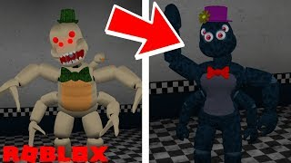 NEW Animatronic and Secret False Wall Badge in Roblox Hew's Arcade and Pizza