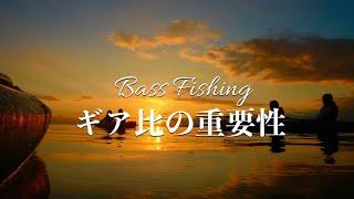【バス釣り】初心者編:ベイトリールのギア比について語ります!アブガルシア/シマノ/ダイワ
