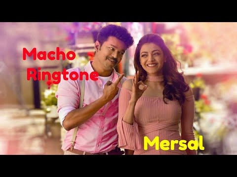 Mersal | Macho song ringtone | Vijay | Atlee | AR Rahman|