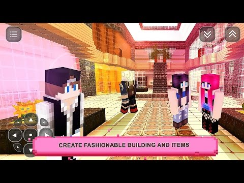 Dream House Craft Sim Design Android Gameplay Youtube