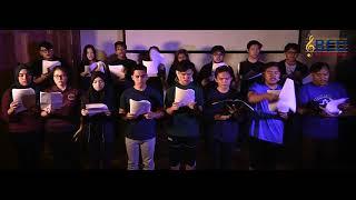 BAYU Choir Unit Performs Creep