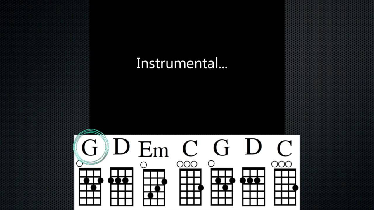 Fantastic Chords For Wagon Wheel Embellishment Song Chords Images