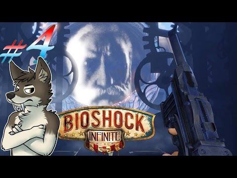 Let's Play Bioshock Infinite || BEAUTIFUL SKYLINE || Bioshock Infinite Gameplay Part 4