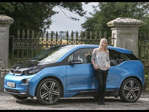 BMW i3 (94 Ah) Review by Geraldine Herbert