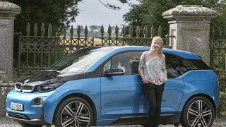 BMW i3 (94 Ah) Review by Geraldine Herbert