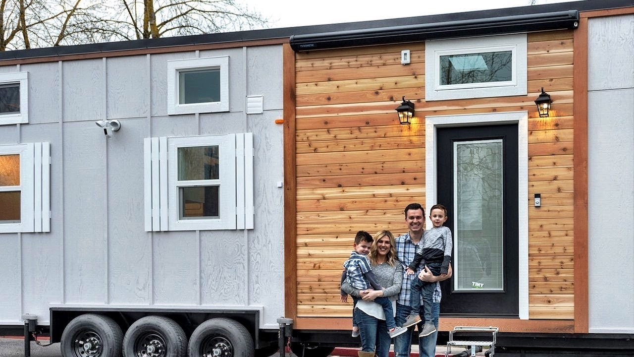 are tiny houses suitable for family life this one is