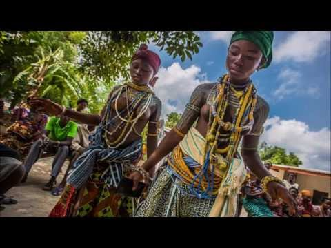 The Krobo People Of Ghana