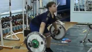 Бикмулин Илья, 11 лет, св 72 Рывок 23 кг Новичок