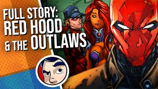 Red Hood \u0026 The Outlaws \