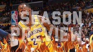 NBA Season Preview Part 3 - The Starters