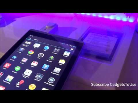 HP Slate 7 Voice Tab Hands on Review, Features, Camera, India Price and Overview HD